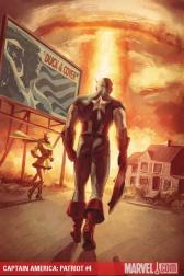 Captain America: Patriot #4 