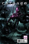 Carnage (2010) #2 (2nd Printing Variant)