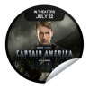 Captain America: The First Avenger movie sticker from GetGlue