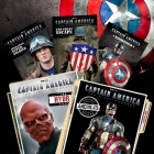 Six New Captain America Movie Books for Kids