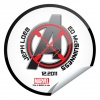 Avengers:X-Sanction GetGlue Digital Sticker