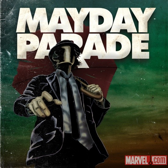 Mayday Parade album art