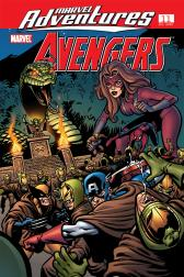 Marvel Adventures the Avengers #11 
