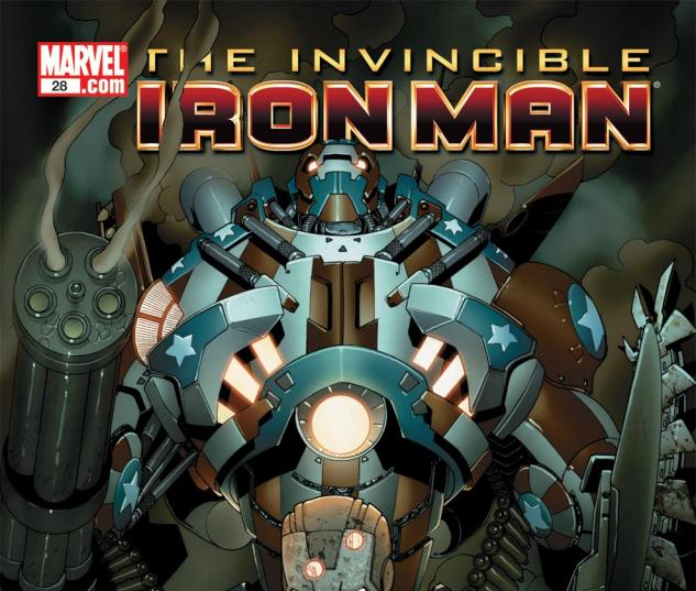Invincible Iron Man (2008) #28