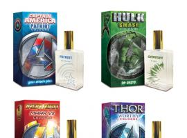 Hero Up with Marvel's The Avengers Colognes
