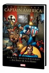 Marvel Masterworks: Golden Age Captain America Vol. 1 (Trade Paperback)
