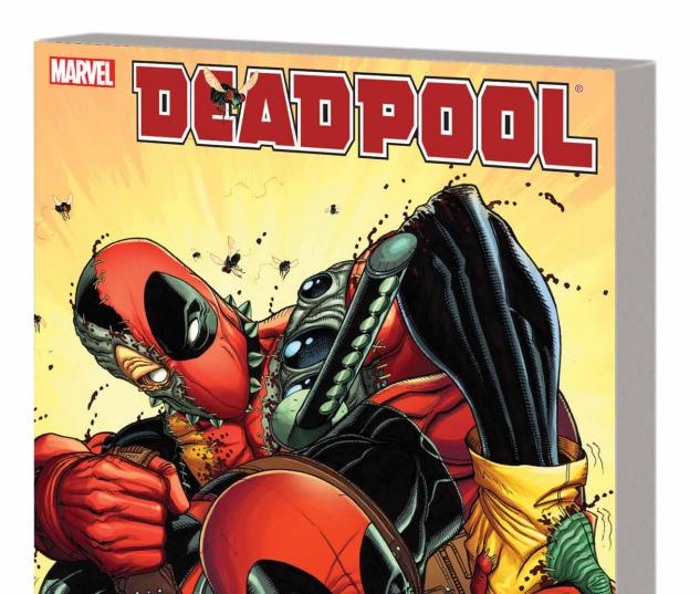 DEADPOOL VOL. 10: EVIL DEADPOOL TPB (COMBO)