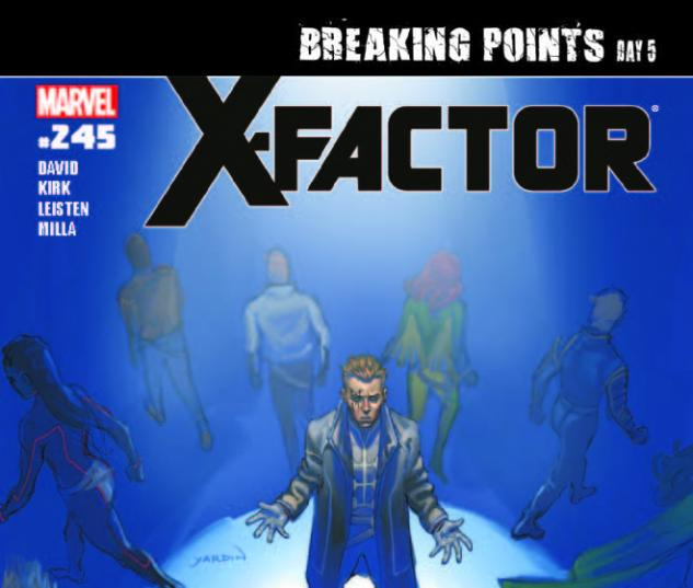 X-FACTOR 245
