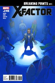 X-Factor (2005) #245