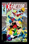 X-Factor (1986) #9 Cover