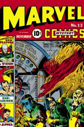 Marvel Mystery Comics #13
