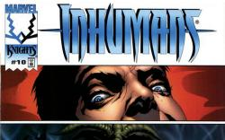 Inhumans (1998) #10 Cover