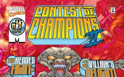 The Contest II (1999) #4 Cover