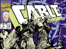 Cable (1993) #7 Cover