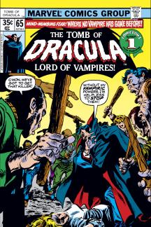 Tomb of Dracula (1972) #65