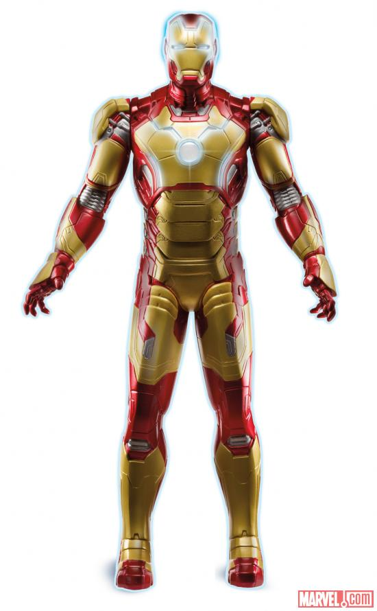 Hasbro Arc Strike Iron Man