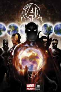 New Avengers (2013) #1 (Epting Variant)