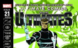 ULTIMATE COMICS ULTIMATES 21