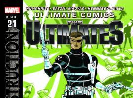 ULTIMATE COMICS ULTIMATES 21