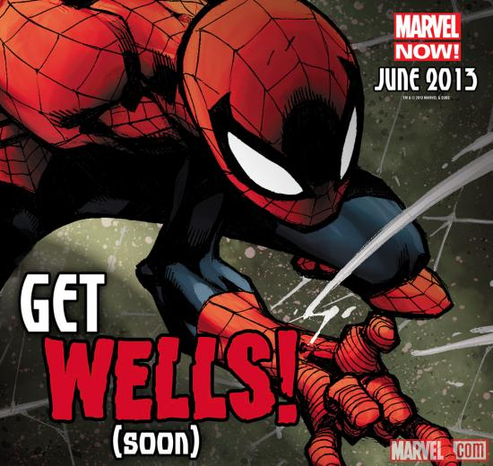 Marvel NOW! Gets Wells!