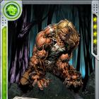 Sabretooth card art by David Finch from Marvel War of Heroes