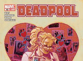 Deadpool (2008) #43