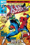 Uncanny X-Men (1963) #346 Cover