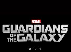 Marvel's Guardians of the Galaxy official logo