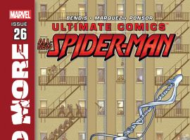 ULTIMATE COMICS SPIDER-MAN 26 (WITH DIGITAL CODE)