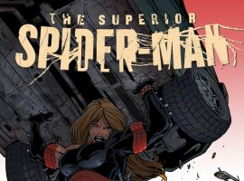 SUPERIOR SPIDER-MAN 21 (WITH DIGITAL CODE)
