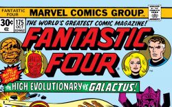Fantastic Four (1961) #175 Cover