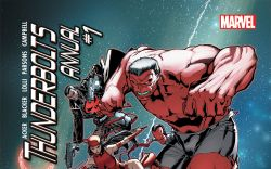 THUNDERBOLTS ANNUAL 1 (WITH DIGITAL CODE)