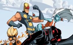 Marvel AR: New Warriors History