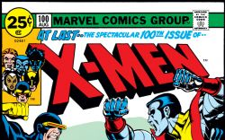 Uncanny X-Men (1963) #100 Cover