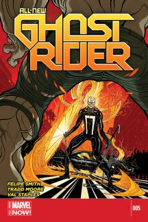 All-New Ghost Rider (2014) #5