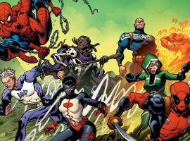 Uncanny Avengers by Ryan Stegman
