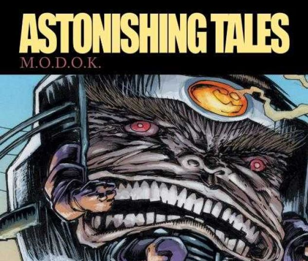 ASTONISHING TALES: M.O.D.O.K. 1 cover