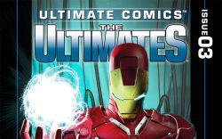 ULTIMATE COMICS ULTIMATES (2011) #3 Cover