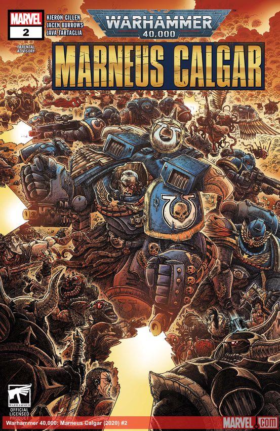 Warhammer 40,000: Marneus Calgar (2020) #2
