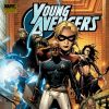 Image Featuring Stature, Hulkling, Patriot, Vision, Wiccan, Young Avengers