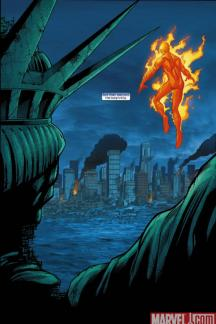 Ultimatum: Fantastic Four Requiem One-Shot (2009) #1