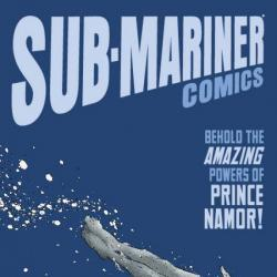 SUB-MARINER COMICS 70TH ANNIVERSARY SPECIAL #1 (VARIANT)