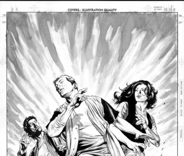 THE STAND: AMERICAN NIGHTMARES #1 (SKETCH VARIANT)