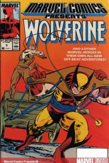 Marvel Comics Presents (1988) #5