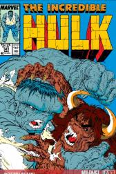 Incredible Hulk #341