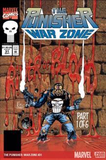 The Punisher: War Zone #31