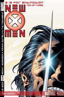 New X-Men (2001) #115