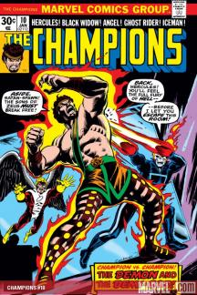 Champions (1975) #10