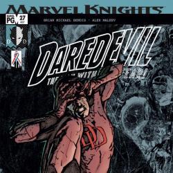 Daredevil Vol. 4: Underboss (2004)