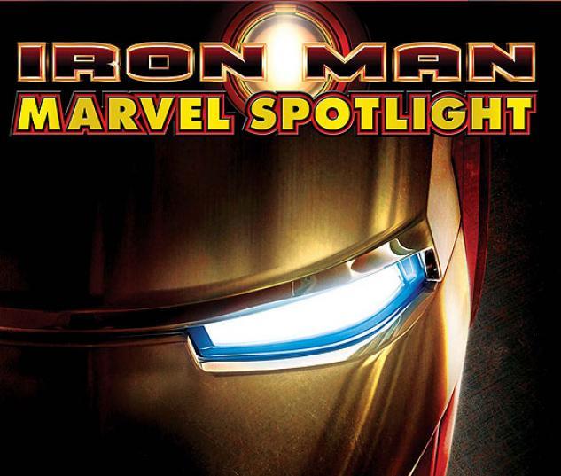 MARVEL SPOTLIGHT: IRON MAN #1